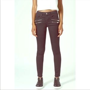 Topshop Leigh Jeans (Low Rise)